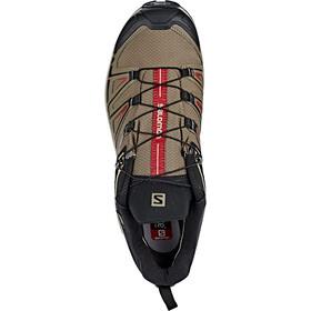 Salomon X Ultra 3 GTX Zapatillas Hombre, bungee cord/vintage kaki/red dahlia